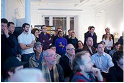 Crowdfund Night audience