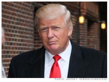 Donald Trump Crowdfunding
