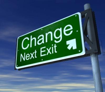 Next exit change