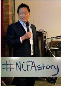 Craig Asano NCFA story